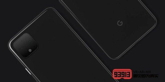 谷歌将发布最新智能手机Pixel 4系列支持最新版本ARCore