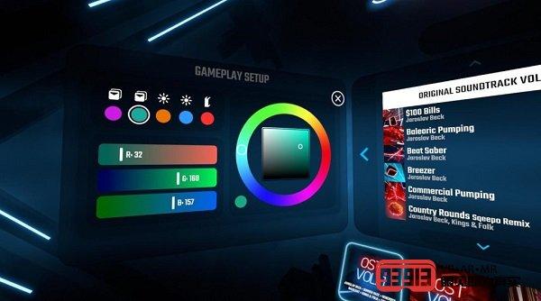 VR音乐节奏游戏Beat Saber发布重大更新