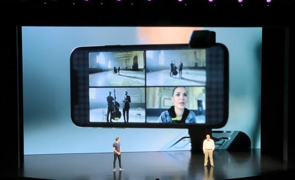 OPPO苹果同时发力视频拍摄 关键还是满足用户需求