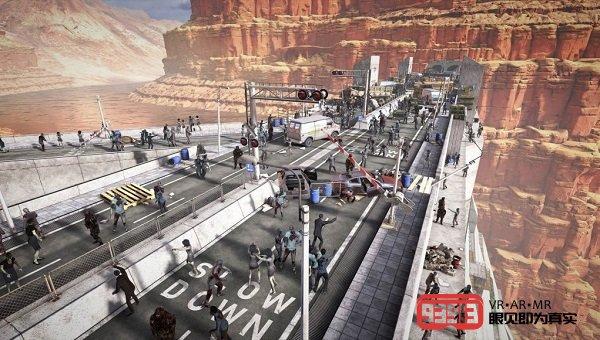 VR恐怖游戏《亚利桑那阳光》The Damned DLC 将适时发布