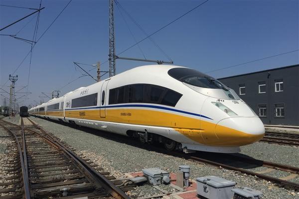 400公里时速高铁有戏 我国研发成功新一代永磁牵引...