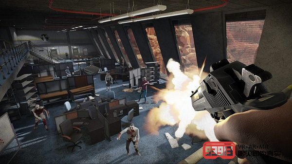 VR游戏《亚利桑那阳光》The Damned DL现已正式发售