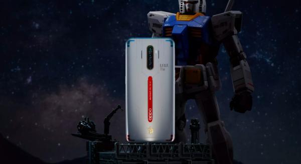 限量3万台!OPPO Reno Ace高达版将于双十一开启首销