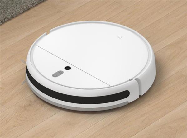 米家扫拖机器人1C开售:全新高精度视觉导航