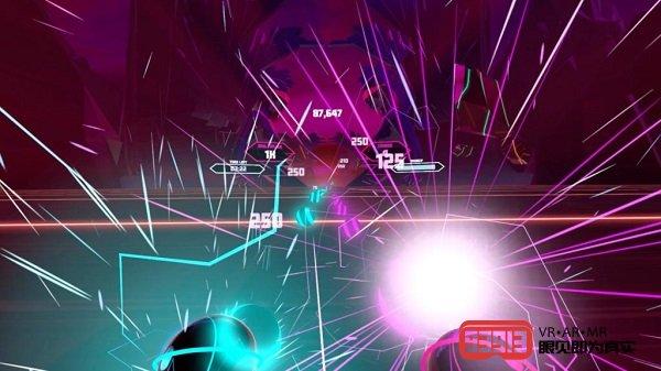 VR节奏游戏《Synth Riders》即将登陆Oculus Quest