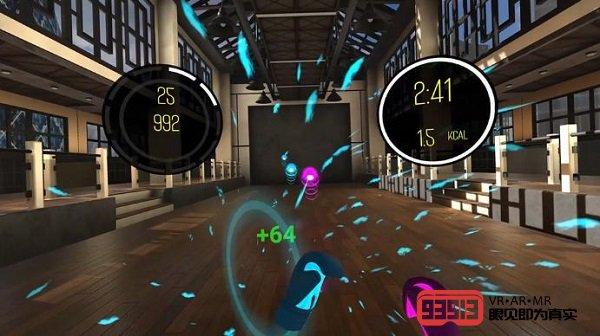VR健身游戏《BoxVR》即将发售PlayStation VR实体零售版