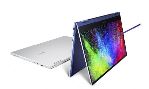 三星推出全新笔记本产品:QLED屏+十代酷睿