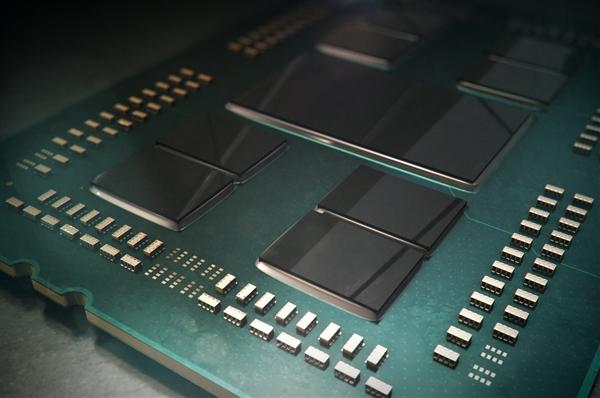 AMD TRX40芯片组被爆是X570马甲 要上主动散热风扇