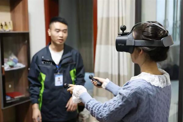 全国第一位云VR用户诞生:家里就能在线看8K VR