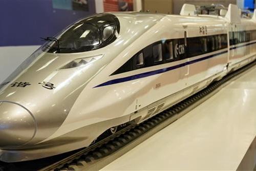 国产高铁解决关键零件 未来高铁将用上国产轴承