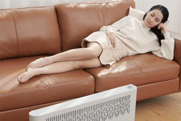 小米有品定制电暖器开启众筹:速热不干燥 199元