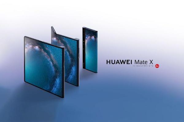 折叠屏手机华为Mate X可能于10月23日发布 ...