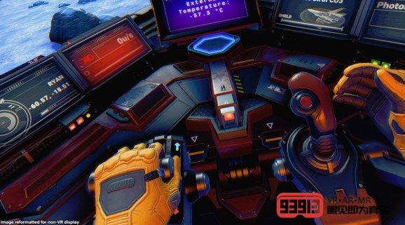 VR太空冒险游戏《无人深空:超越》发布最新更新