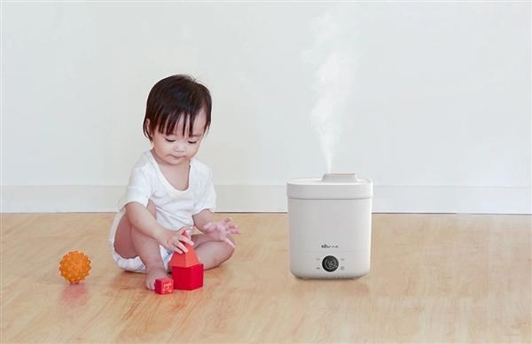 小熊智能小山居加湿器加入华为生态:除菌率99%