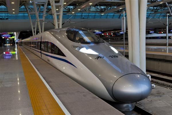 官宣!中国高铁里程突破3万公里 占全球2/3