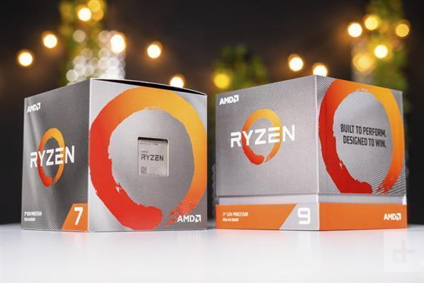 7nm EUV工艺+Zen3架构 锐龙4000处理...