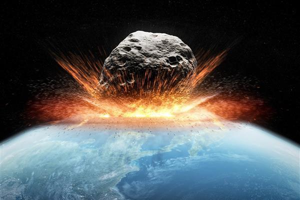 美国NASA警告2022年小行星撞上地球 但几率只...