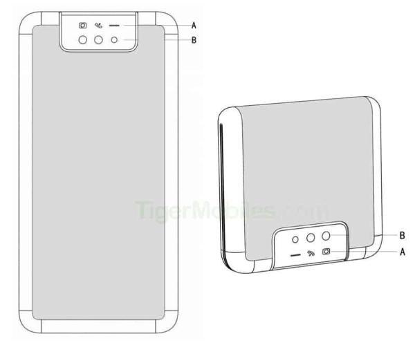 小米新专利曝光:折叠+弹出式摄像头,期待