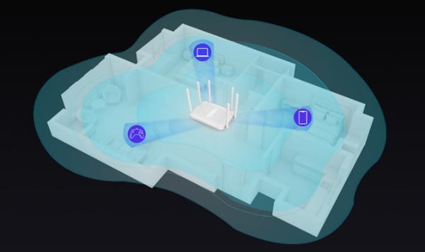 Redmi首款路由器AC2100发布 两千兆高速率售价仅169元