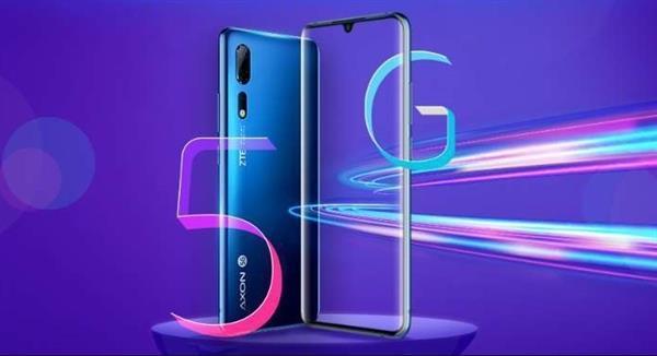 中兴要靠5G重回市场主流 2020年将推至少10款5G手机