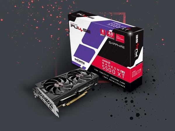 台积电7nm产能紧张 三星或代工AMD的RX 5500 XT显卡芯片