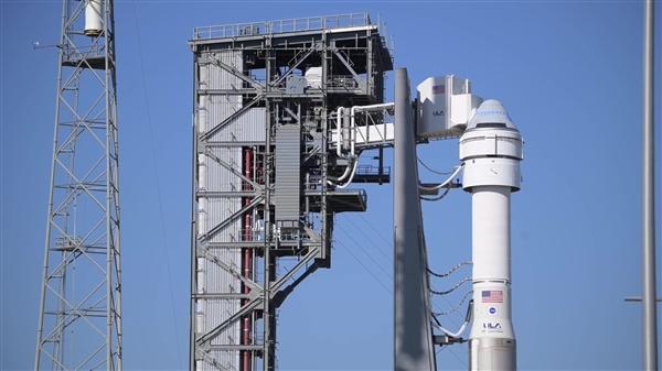 波音宇宙飞船即将首飞:前往国际空间站