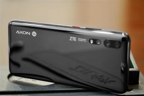 首款骁龙865旗舰 中兴AXON 10s Pro真机公布