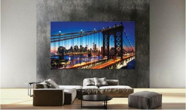 三星发布Micro LED等电视新品 开拓家庭娱乐市场