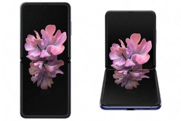 三星Galaxy Z Flip最新高清渲染图曝光,将于2月份正式发布!