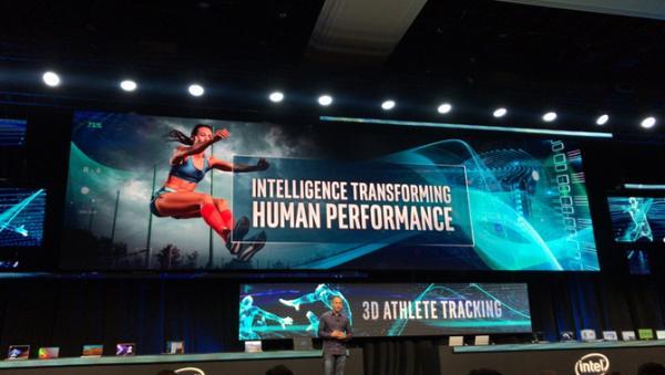 释放体育 娱乐精彩体验 英特尔将智能融入云 网络 边缘计算
