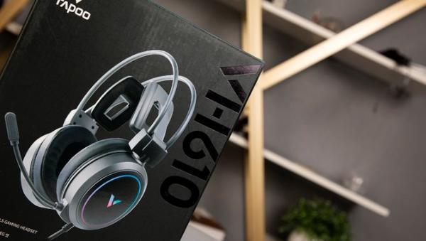 7.1声道体验 雷柏VH610电竞游戏耳机评测