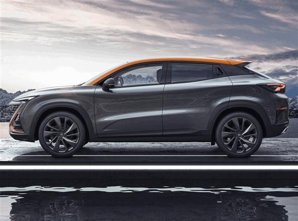 长安全新SUV官图发布:定名UNI-T 外观史上最帅