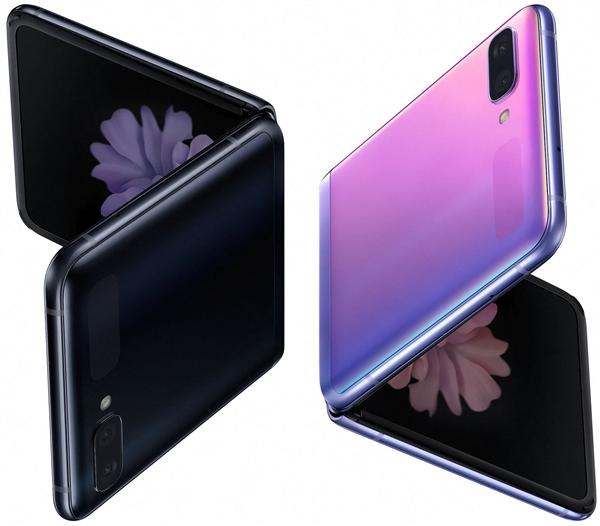 三星Galaxy Z Flip曝光:上下折叠/855 Plus 价格或超万元