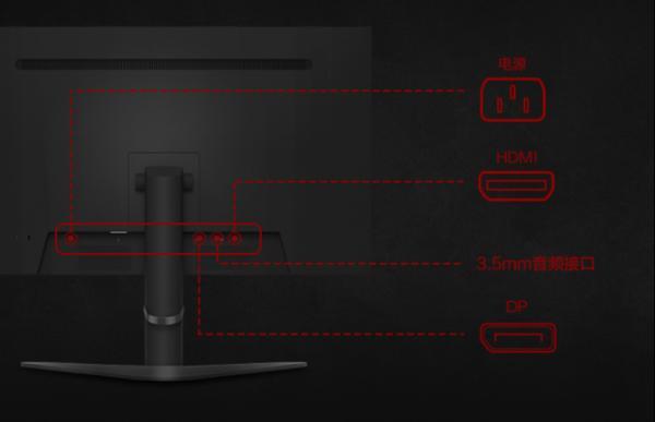 联想推新款电竞显示器:2K带鱼屏,Freesync加持