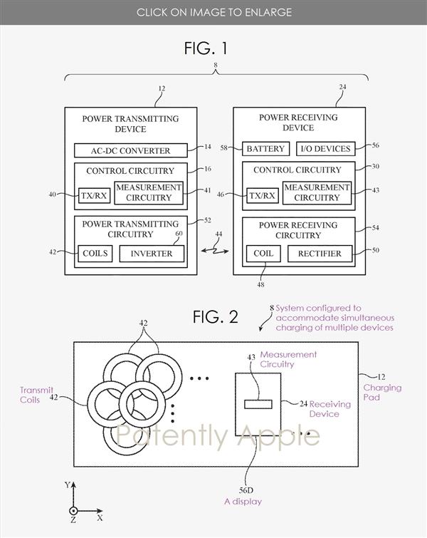 苹果无线充电板新专利曝光:AirPower重生?