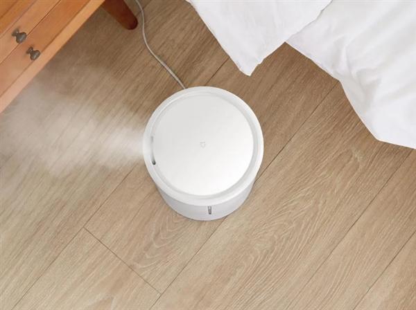 米家智能除菌加湿器发布:像极了路由器