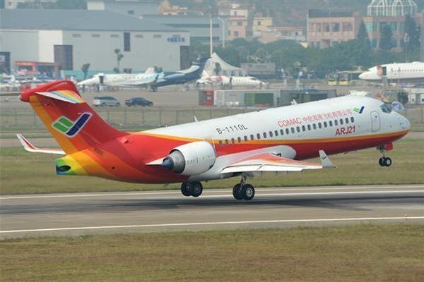 东航成立子公司一二三航空 主力运营国产ARJ21、...