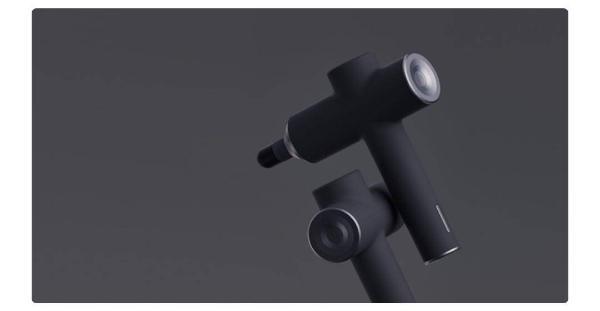 5档双模智能筋膜枪来喽!小米有品上架健身新品