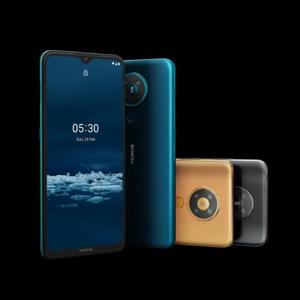 诺基亚推出首款5G手机 搭载骁龙765G处理器