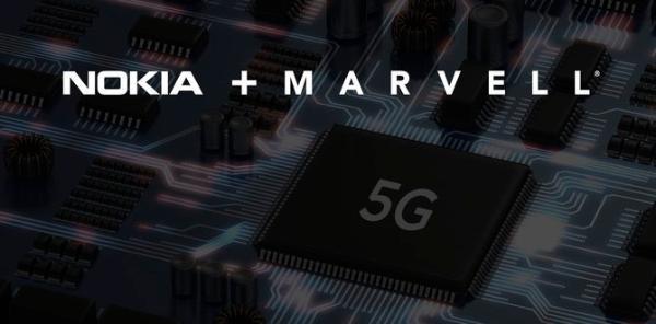 诺基亚与Marvell就5G芯片技术达成合作