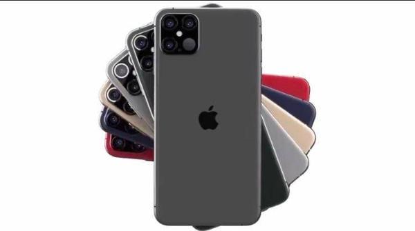 小刘海真的飞走了!iPhone 12渲染视频曝光