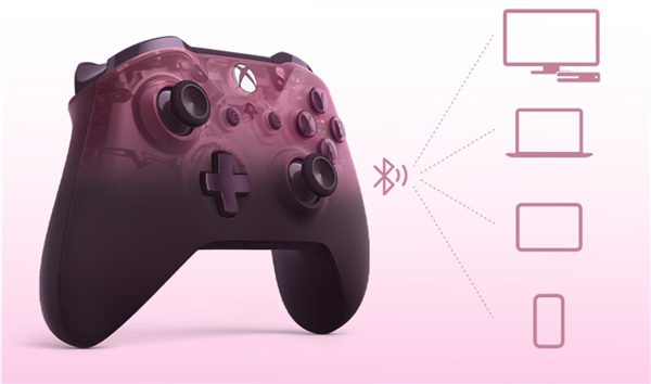 """Xbox国行""""绝对领域:紫""""手柄正式开售:499元"""