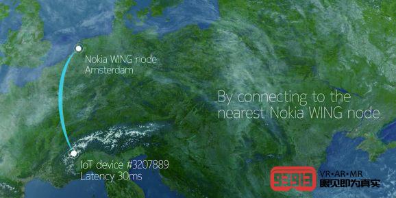 诺基亚通过5G功能增强全球物联网网络网格服务