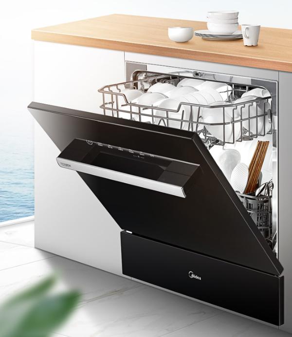 秀完美食还要及时消毒碗筷 洗碗机帮你守护家人健康
