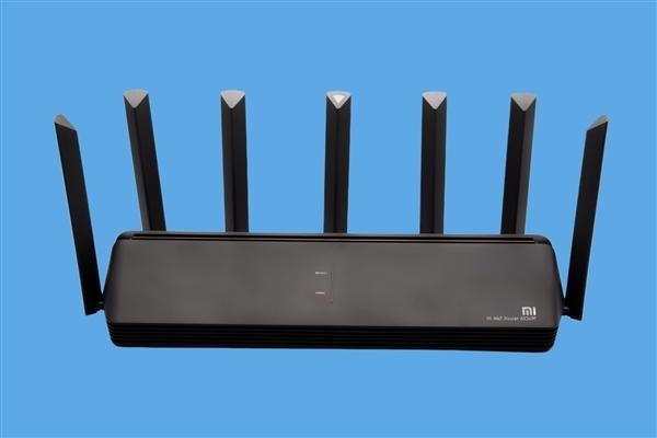 小米路由器AX3600新一轮全款预售:599元Wi-Fi 6、覆盖2个足球场