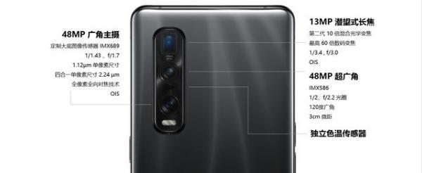 顶级屏幕与影像系统,OPPO Find X2 Pro旗舰手机发布