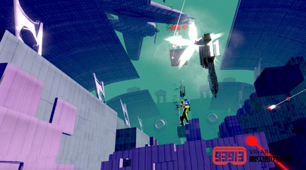 "VR动作射击游戏《Pistol Whip》推出""Dark Skies""更新"