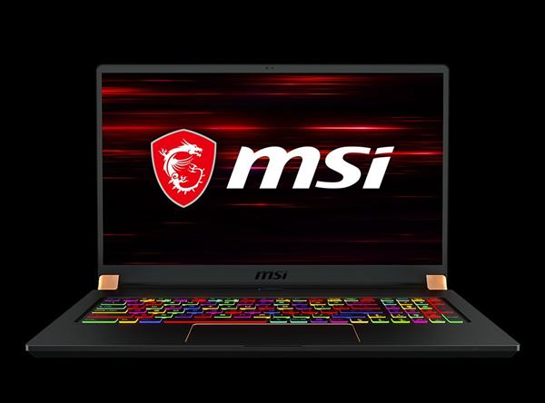 微星发布17.3英寸绝影游戏本:300Hz超高刷电竞屏