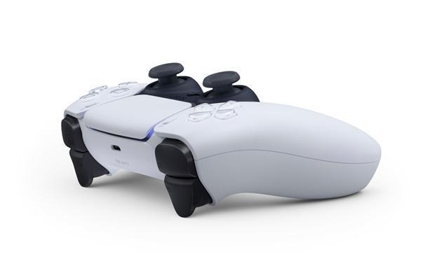 PS5手柄正式发布!新增触觉反馈 外观全面进化