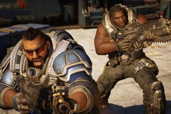 「战争机器」微软一方大作《战争机器5》免费了:Steam 0元玩